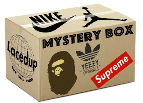100 Authentic Hypebeast Mysteries Box Fashion Clothing Shoes Accessories Mensclothing Othermensclothing Ebay Link Mystery Box Yeezy Hypebeast