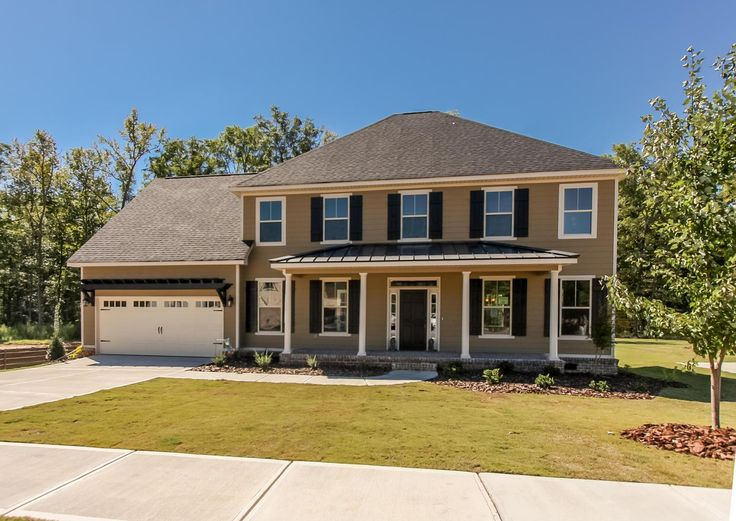 Home builders in augusta ga avie home for First choice custom homes