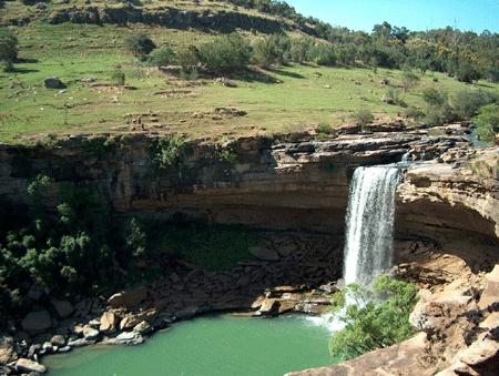 Tsitsa Waterfall, Maclear, South Africa