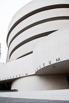 Solomon R. Guggenheim Museum à New York, NY