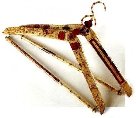 Decoupage stendini appendiabiti