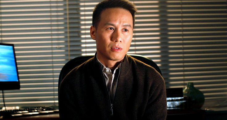 Dr. George Huang played by B.D. Wong | Cast & Crew | Law & Order: Special Victims Unit | USA Network