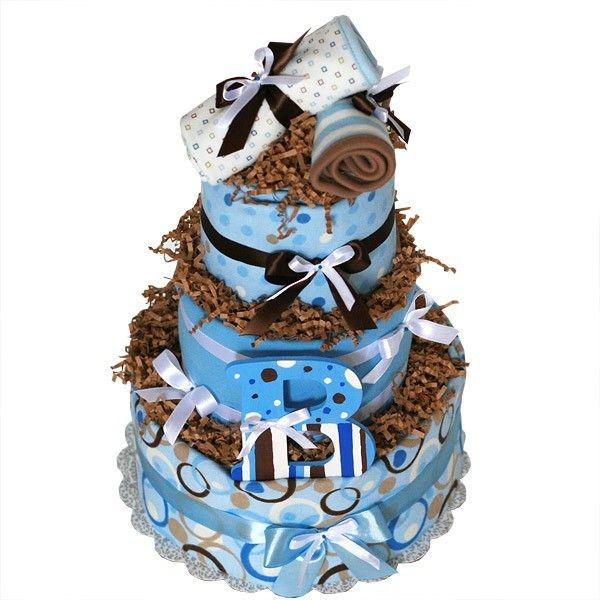 Diaper Cake Boy Ideas