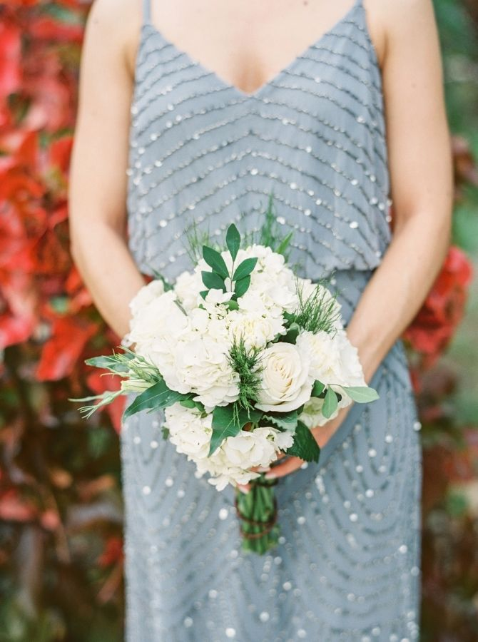 Rose and greenery wedding bouquet: http://www.stylemepretty.com/destination-weddings/2016/05/26/whimsical-glam-honduras-destination-wedding-with-a-major-wow-factor/ Photography: Lauren Fair - http://laurenfairphotography.com/