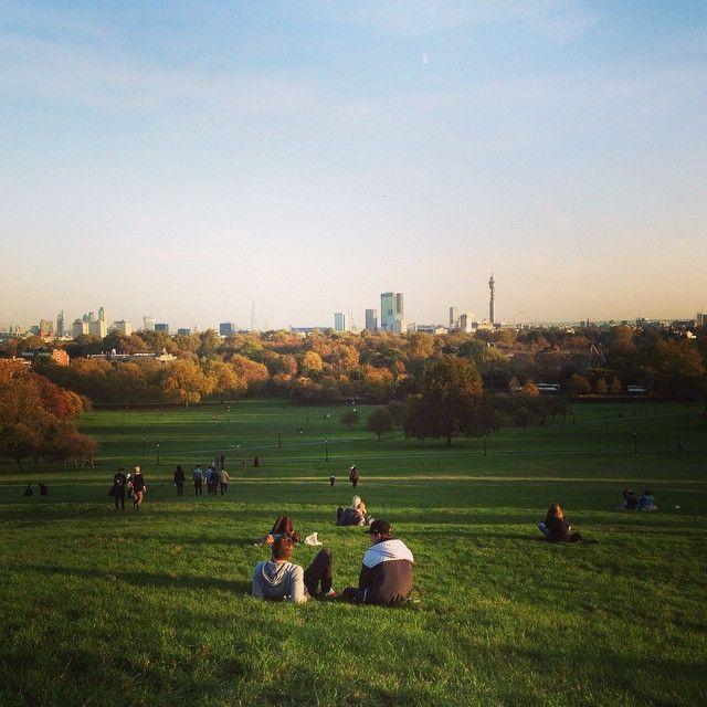 Park life #london #primrosehill #travel #home #sunshine