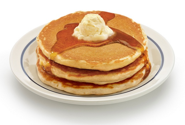 Tuesday, Feb. 5: National Pancake Day Means FREE Pancakes at IHOP