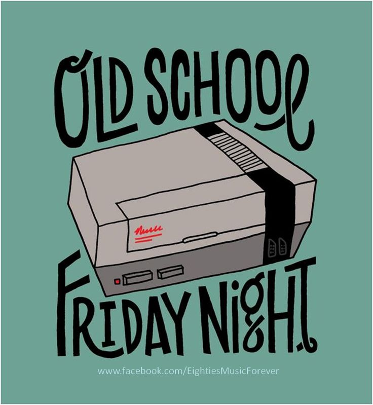 "Man, I wish I could spend a friday night like this! ""Original Nintendo - you were an obsession!"" See More at https://www.facebook.com/iloveoldschoolgames"