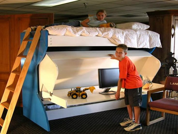 Kids Design Murphy Bed Bunk Beds