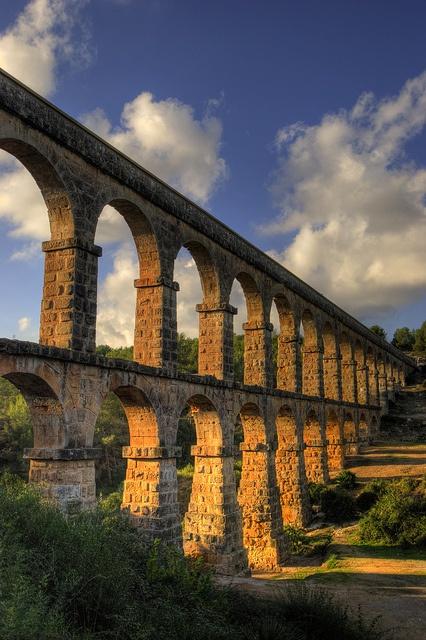 Pont del Diable, Tarragona.