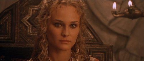 Naked Diane Kruger in Troy ANCENSORED