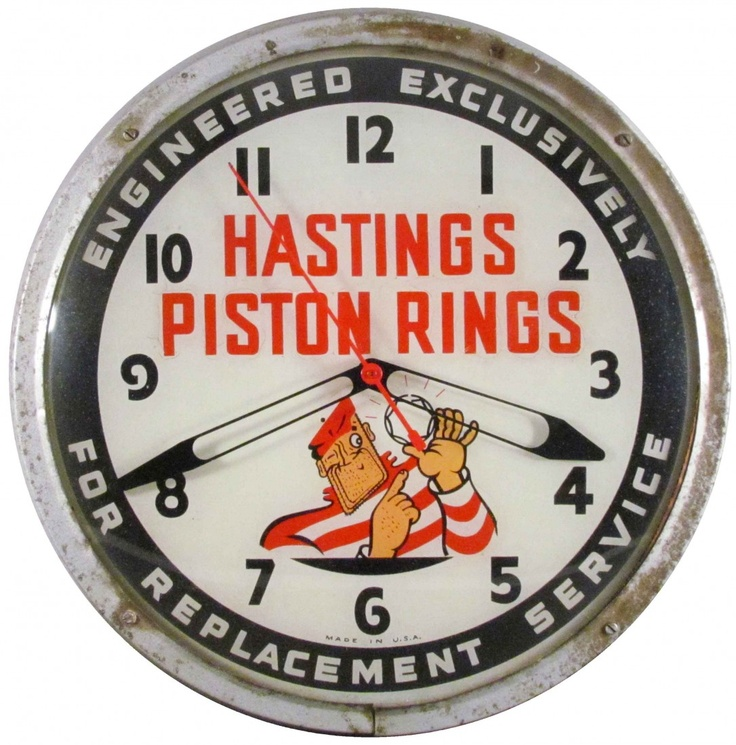 Hastings Piston Rings Online Catalog