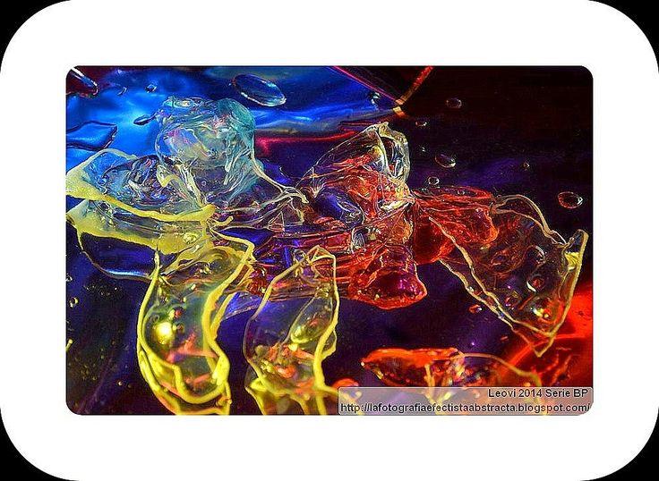La Fotografía Efectista Abstracta. Fotos Abstractas. Abstract  Photos.: Foto Abstracta 3034  Amores que se derriten en la ...