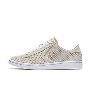 Converse Pro Leather Perforated Suede Low Top Women's Shoe