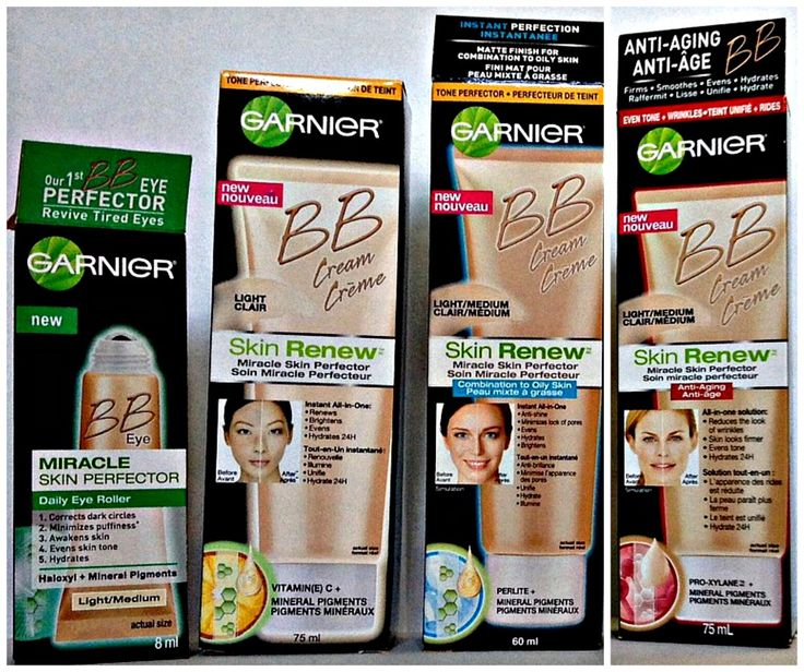Garnier BB Skin Renew Cream – A Review and Giveaway! CAN 10/19