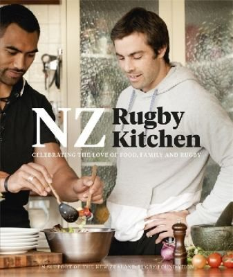 See NZ rugby kitchen : celebrating the love of food, family and rugby in the library catalogue.