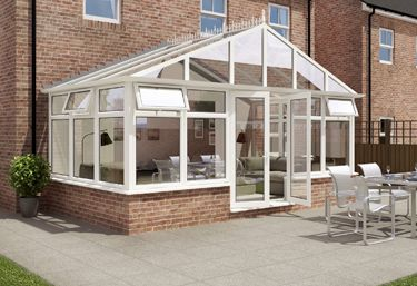 Best 25 diy conservatory ideas on pinterest diy for Cheapest way to build your own house