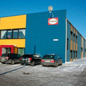 In 1999 we launched the new Primus factory in Tartu, Estonia.