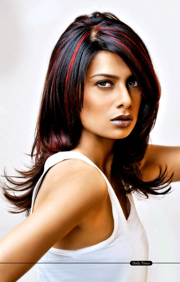Ladies hairstyle images indian-4275