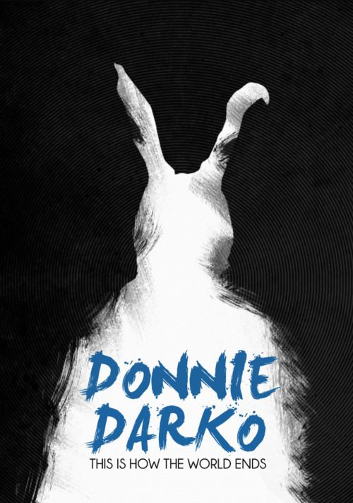 Donnie Darko Minimal Movie Poster