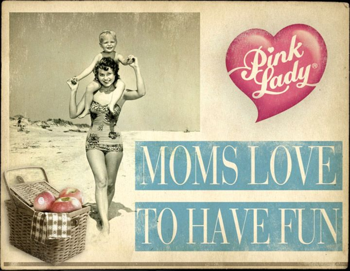 Pink Lady Campaign Honors Moms Everywhere | Pink Lady America