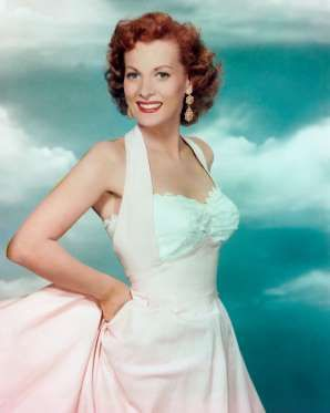 Maureen O'Hara - Silver Screen Collection/Getty Images