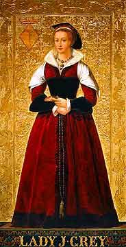 Lady Jane Grey was pronounced Queen of England on this day 9th July, 1553 in succession to Edward VI. Her reign lasted only nine days. Her successor was Mary I