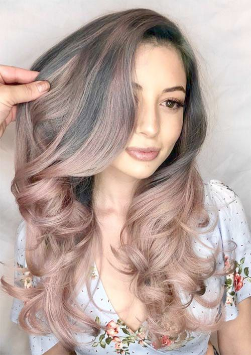 Hair Salon Greenville Nc Rather Haircut Places Near Me Open Wherever Haircut Head Massage Near Spring Hair Color Trends Spring Hair Color Rose Gold Hair Ombre