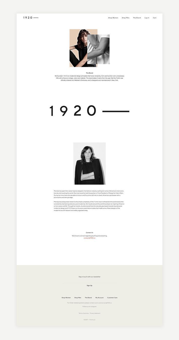 1920 Site Design And Development Clean And Modern Minimalist Branding And Graphic Design Portfolio Web Design Portfolio Website Design Minimal Web Design