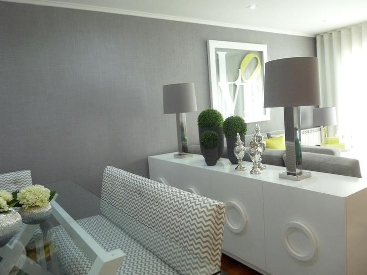 dining room sideboard white. Angela Cunha  Blanco Interiores Chic white sideboard separating dining and living areas Cele mai bune 25 de idei despre White pe Pinterest