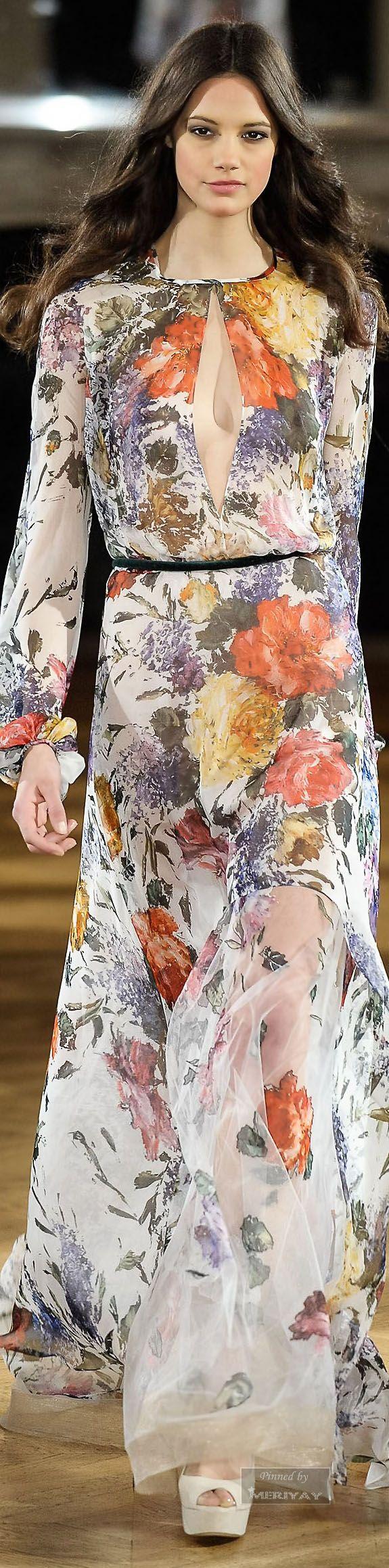 PRİNT & PATTERN Yanina SS2015 Couture jαɢlαdy