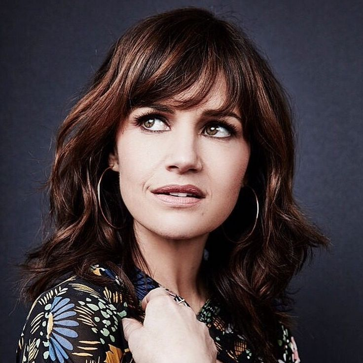 Mane Addicts » Carla Gugino