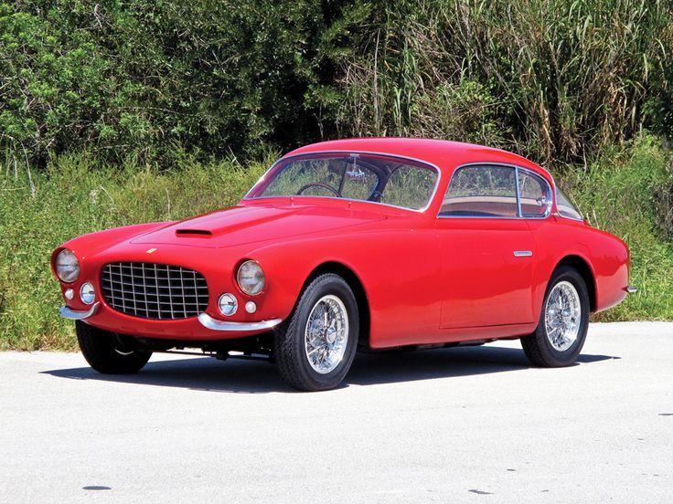 Ferrari 195 Inter Coupé (#0113S) '1950