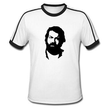 Bud Spencer T-skjorte  T-skjorte   Spreadshirt   ID: 16858759