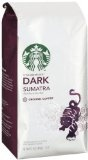 Starbucks Sumatra Coffee (Extra Bold), Ground, 12-Ounce Bags (Pack of 3) - http://www.freeshippingcoffee.com/brands/starbucks/starbucks-sumatra-coffee-extra-bold-ground-12-ounce-bags-pack-of-3/ - #Starbucks