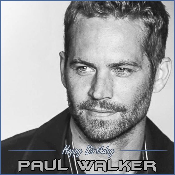 Paul Walker was an #American actor who came to fame in movies such as Varsity Blues and became well-known for his starring role in The Fast and the Furious franchise. Born in #California in 1973, Paul Walker made his big-screen debut in the 1986 horror spoof Monster in Your Closet. Paul Walker died in a car accident on November 30, 2013, at age 40. #PaulWalker #PaulWalkerBirthday #FastandFurious #AmericanActor #Movies #DilemmasDiluted