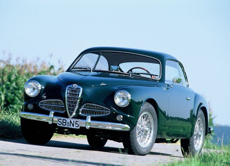 Alfa Romeo 1900 Sprint Touring (1951)