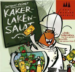 Švábí salát (Kakerlakensalat) | Drei Magier Spiele | Svět deskových her