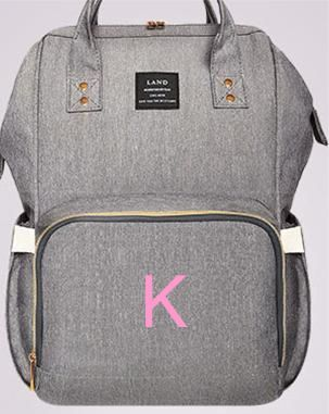 Personalized Backpack Diaper Bag Hot Er Monogrammed And Shipped For Free Monogram