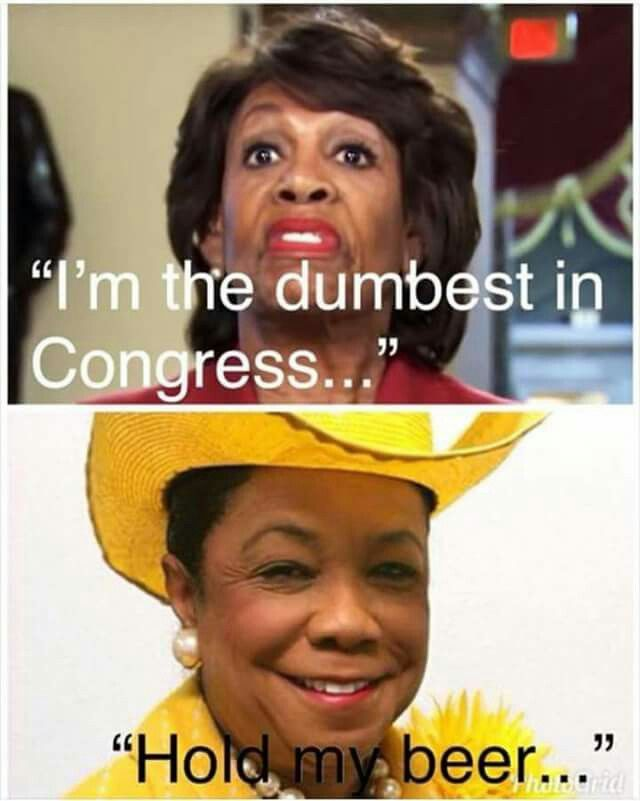 Congress Woman Frederica Wilson, D-Fla, & Maxine Waters D-CA...