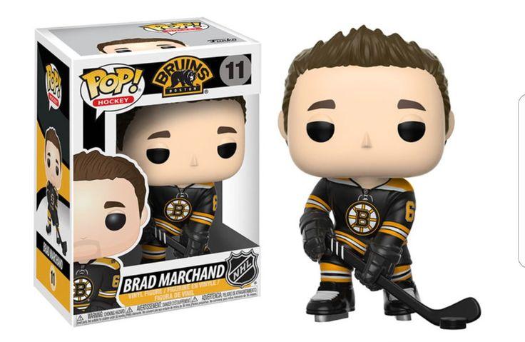 Pop! Sports: NHL - Boston Bruins - Brad Marchand