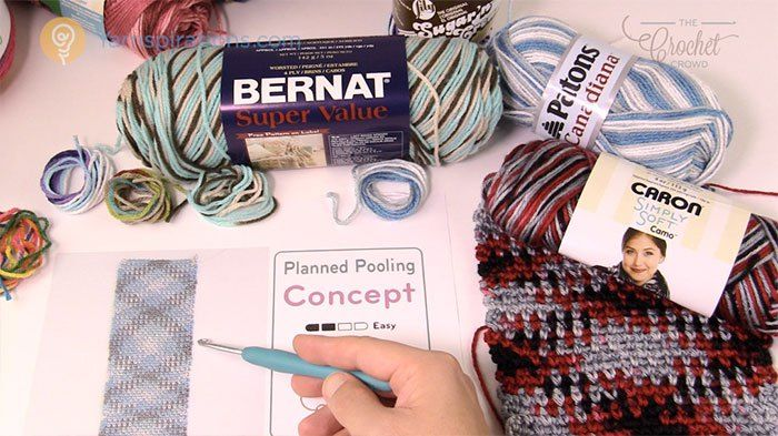 Temperature Crowd Afghan Crochet