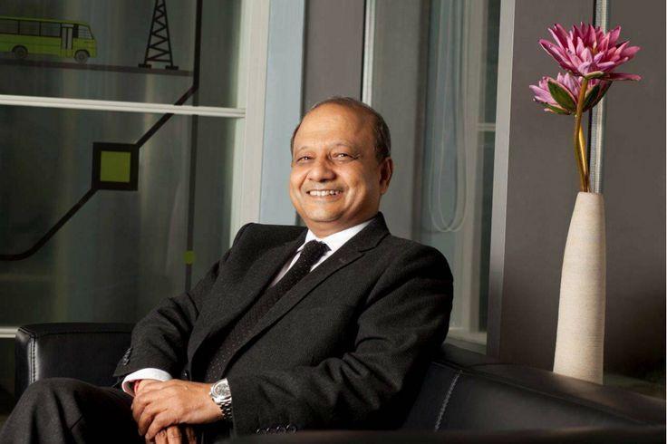 In einen Chat mit ET nun, Vinod Agarwal, CEO, VE-Nutzfahrzeuge Teilen spricht über seine Firma Leistung und Markt. Auszüge:ET jetzt: Erzähl uns meh... #VolvoTrucks #VinodAgarwal #VECommericalFahrzeuge #Marktanteil #Interviews #Zins