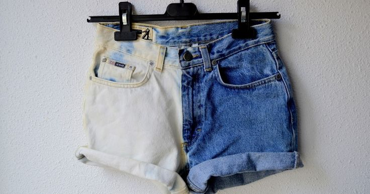 DIY with Elli / blog fashion how to make galaxy cosmic ombre dip dye studs studded spiked beanie cropped top denim lace fun easy collar tips