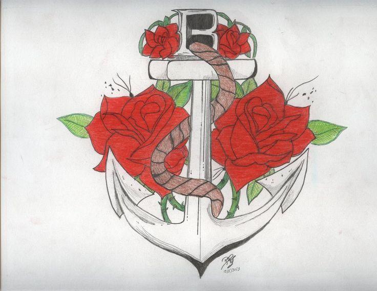Wade Barrett Anchor by PunkRoXanne on deviantART