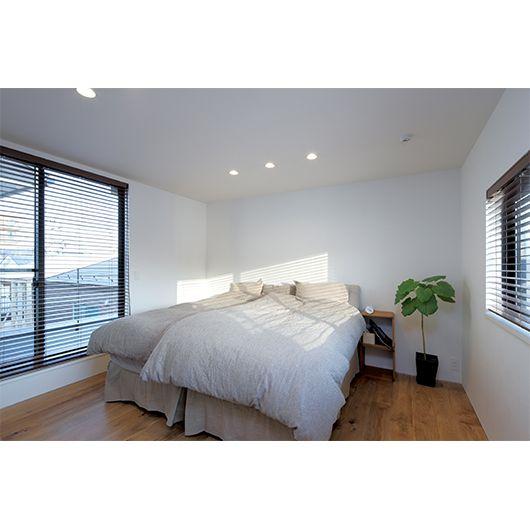 3階の主寝室