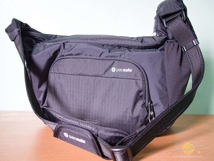 The Pacsafe Camsafe Venture V12 NOW AT MORI LUGGAGE & GIFTS #moriluggage