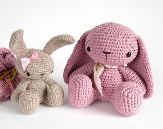 Amigurumi Bunny Ears : Best images about amigurumi and other toys on