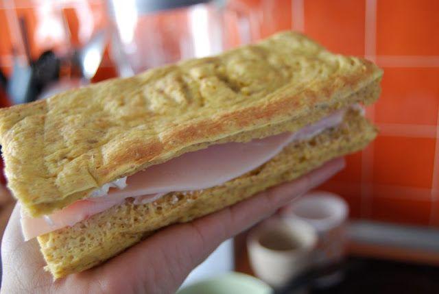 Recetas - Pan de tofu