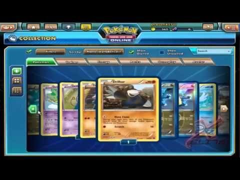 Pokemon TCG Online Cards #2
