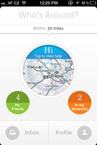 navigation circles